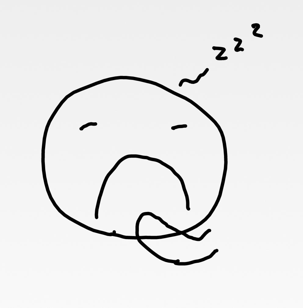 木曜脳みそ散乱バラエティ)脳みそ散乱トーク『眠気』/Radiotalkなりきりトークのすすめ