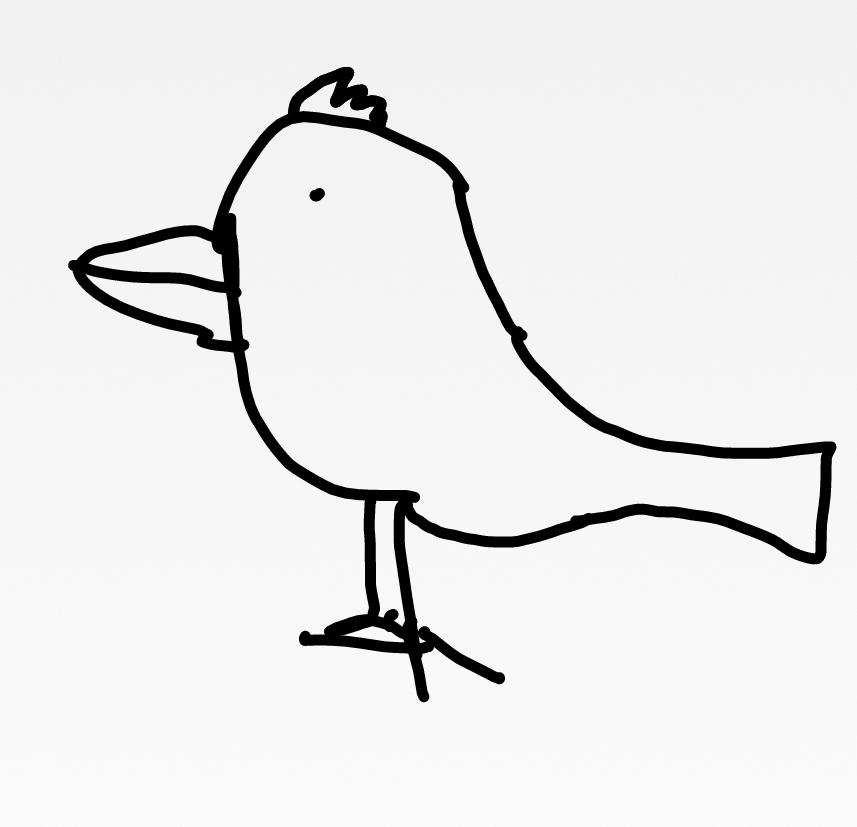 #469.水曜朝8:00ト書きのラジオ『30秒bird tweet』