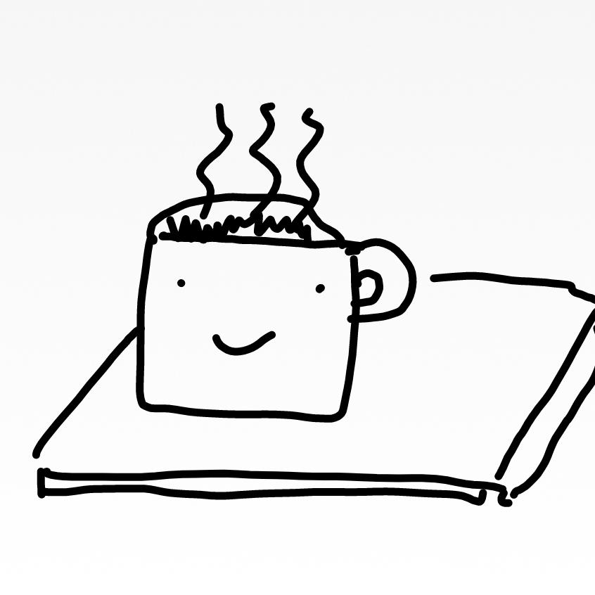 脳みそ散乱トーク『私たちは何歳から珈琲を飲み始めたのか』