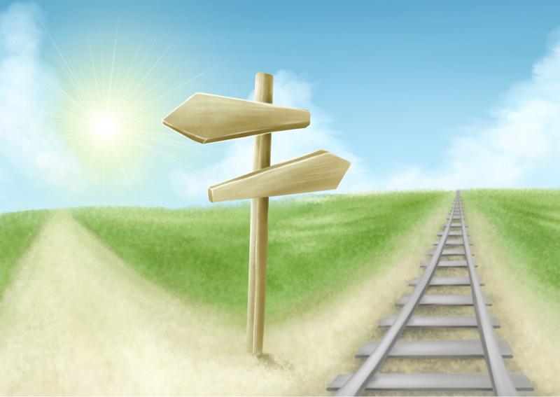 選択と決断 トライアンドエラー