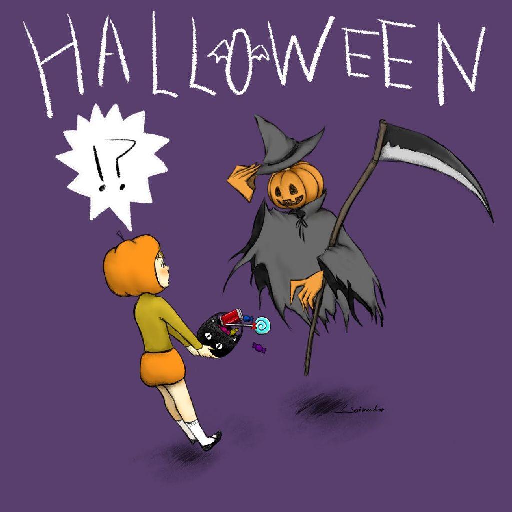ハロウィンのことはもう忘れなよ