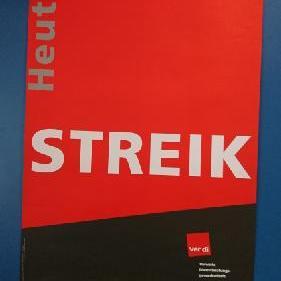 ドイツのストライキの話