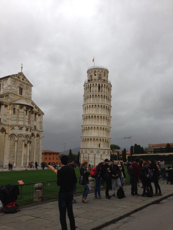 イタリア旅行の思い出②