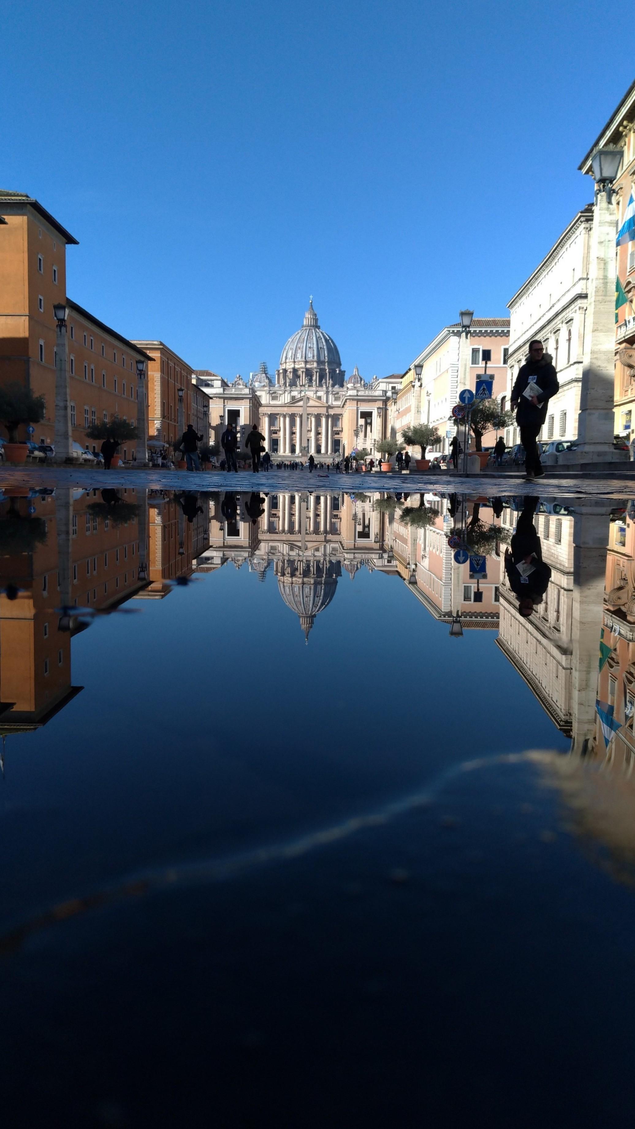 #12イタリアはカラスでさえエレガント!?