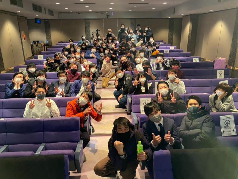 新春事務所スタリオン新春話