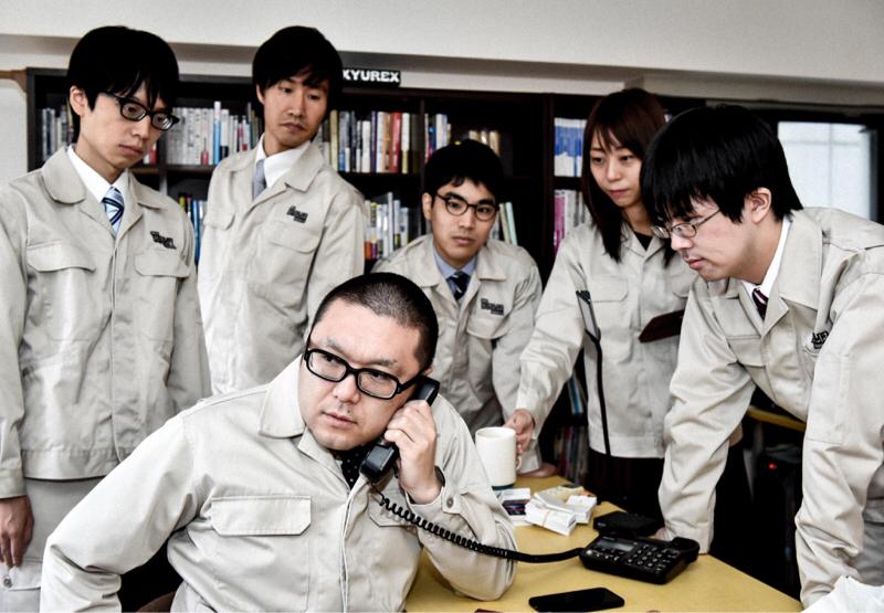 #2-4 卒業シーズン&あさま山荘事件 エンディング