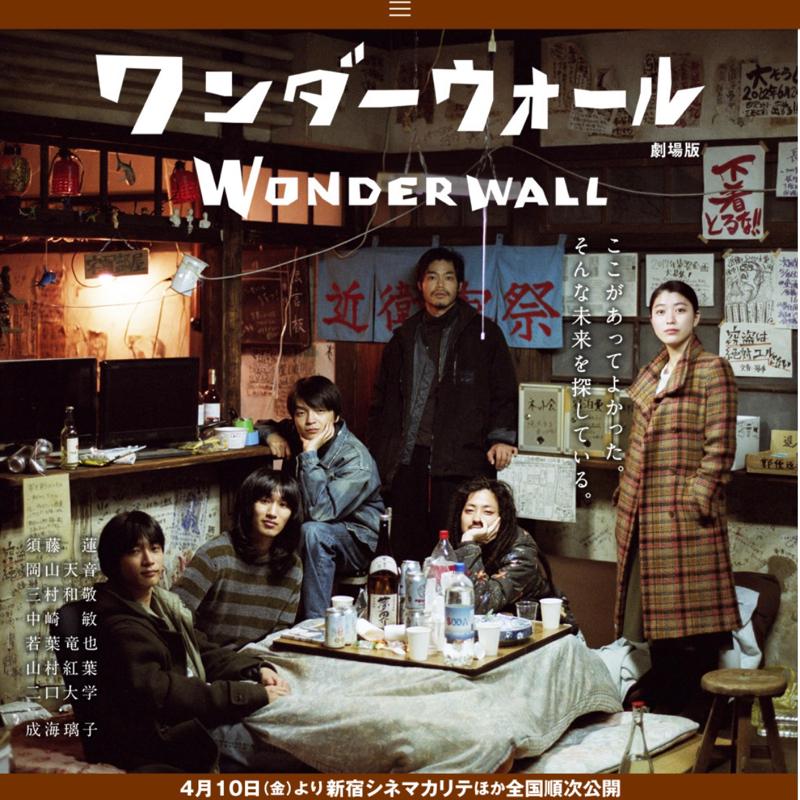 #123-6 「『ワンダーウォール』『その街のこども』NHK地域発ドラマから生まれた傑作映画」ED