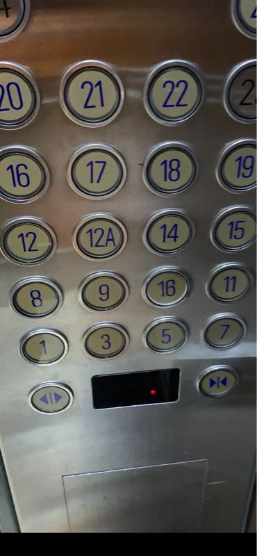 #1タイのエレベーターの話
