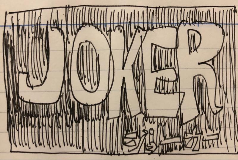 怪作『JOKER/ジョーカー』観たよ〜🤡🤡🤡