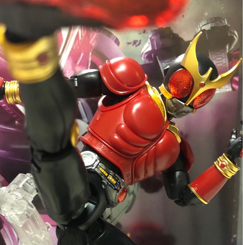 仮面ライダーのフィギュア事情、プラモデル『Figure-rise Standard』デビューした。