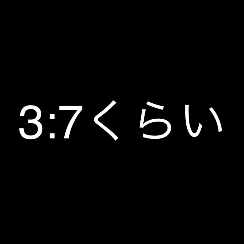 敬語とタメ口の割合/スタジオ・フトン/画像による先入観