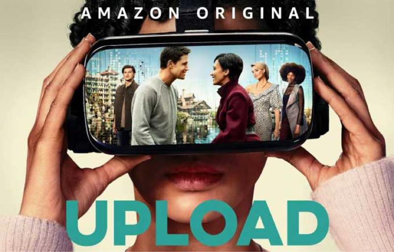 第127回 Amazonプライム「アップロード」面白い!一方・・・