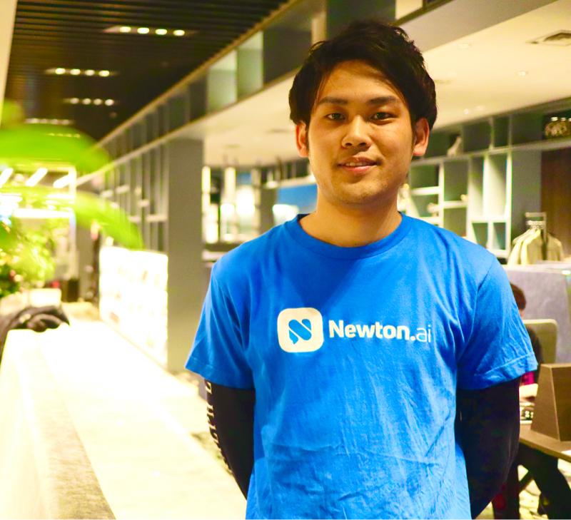 AIが人材を見定める!シリコンバレー発のNewtonが生み出した画期的人材サービス