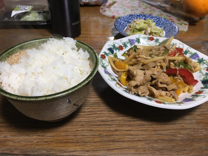 片隅の世間話NO.4「食事 is egoism」