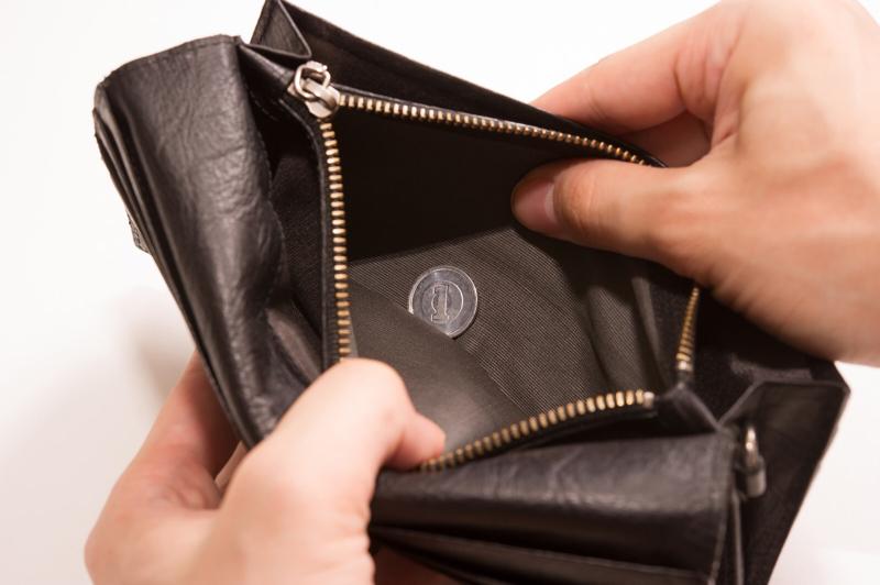 #2 財布を開けるのが怖い