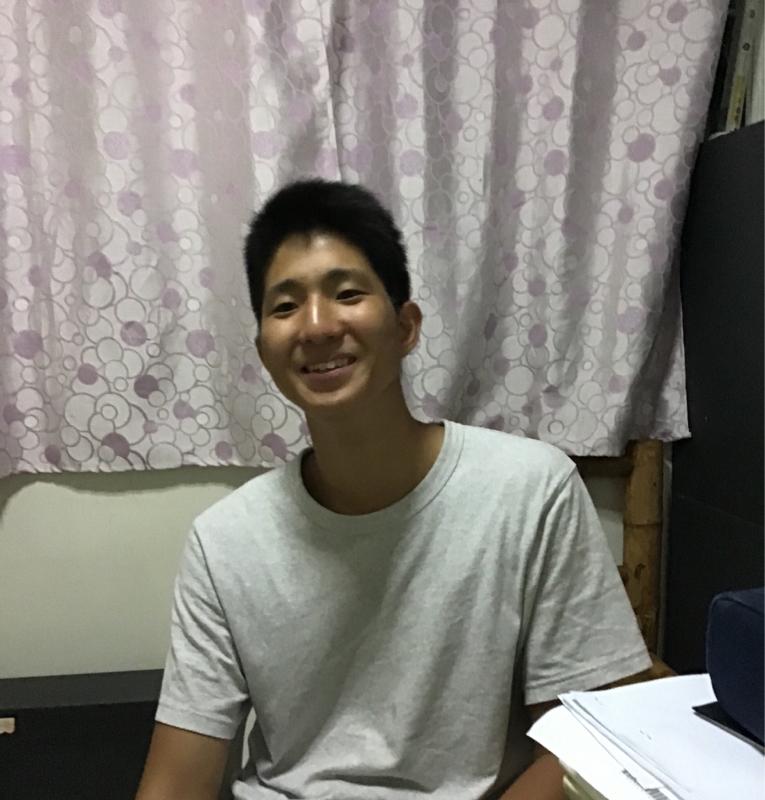 15歳きいちろうのフィリピン単独留学