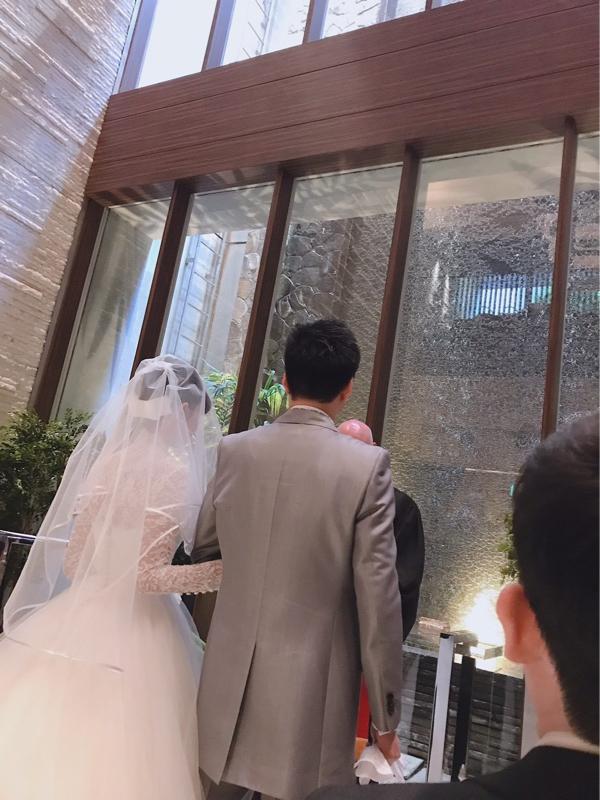 結婚式について②