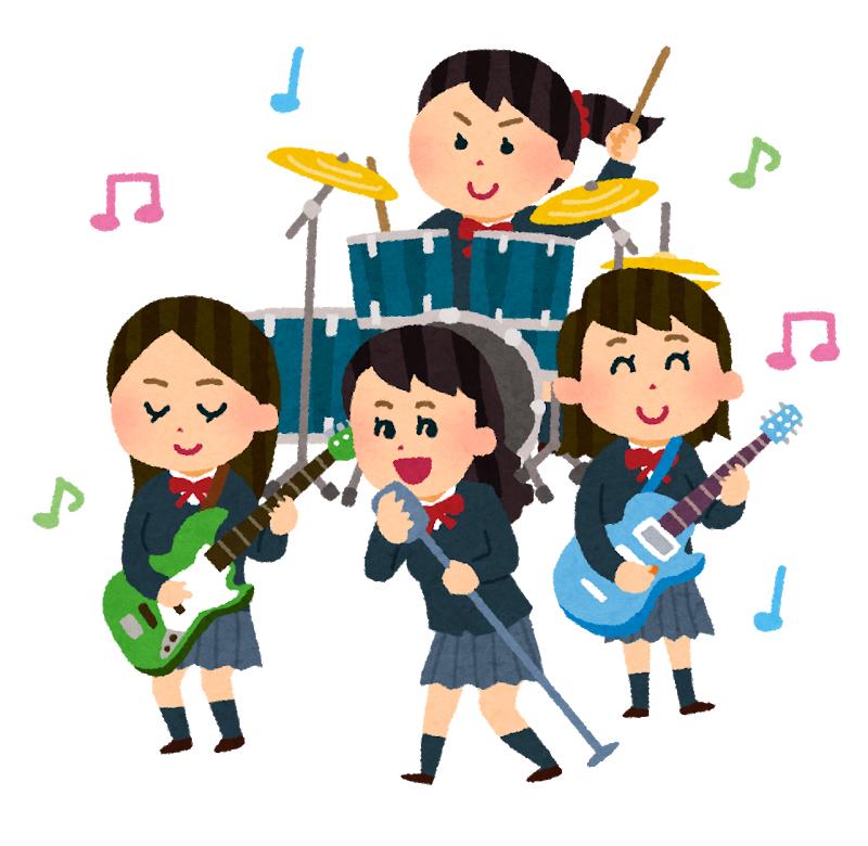 女の子バンド「ダース」