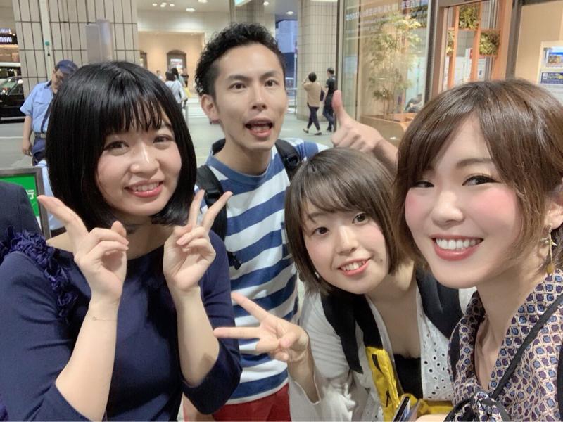 #あんラジ1 初回放送!大阪行ってきた!