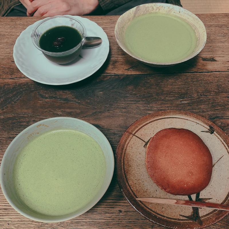 #10 宮城の老舗茶屋に行きました(お知らせあり)
