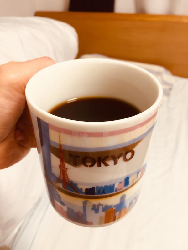 寝る前にコーヒーでもいかが?9杯目