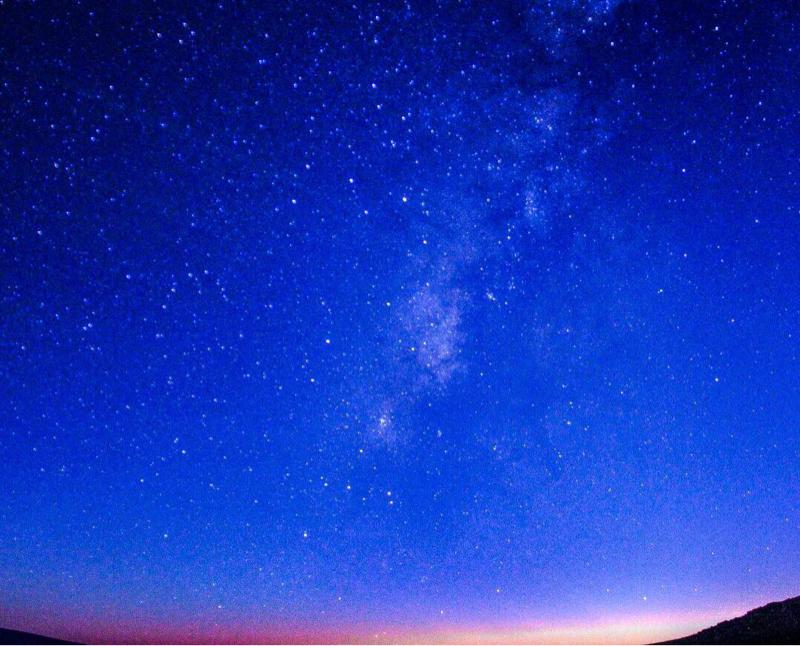 第4便✈️ハワイ島「マウナケアの星空」