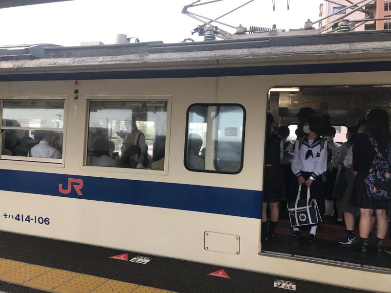 鶴崎出発です!