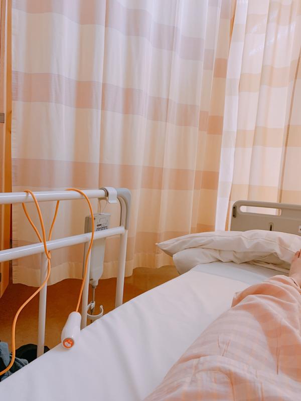 #2 人生初の入院生活