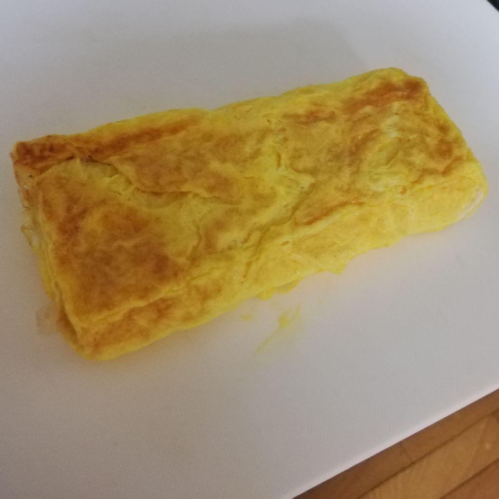 【キッチンASMR】玉子焼き~お弁当編~