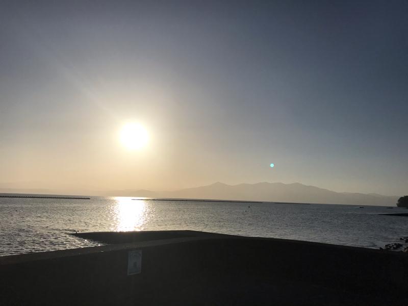 #389鹿児島指宿から4日目、