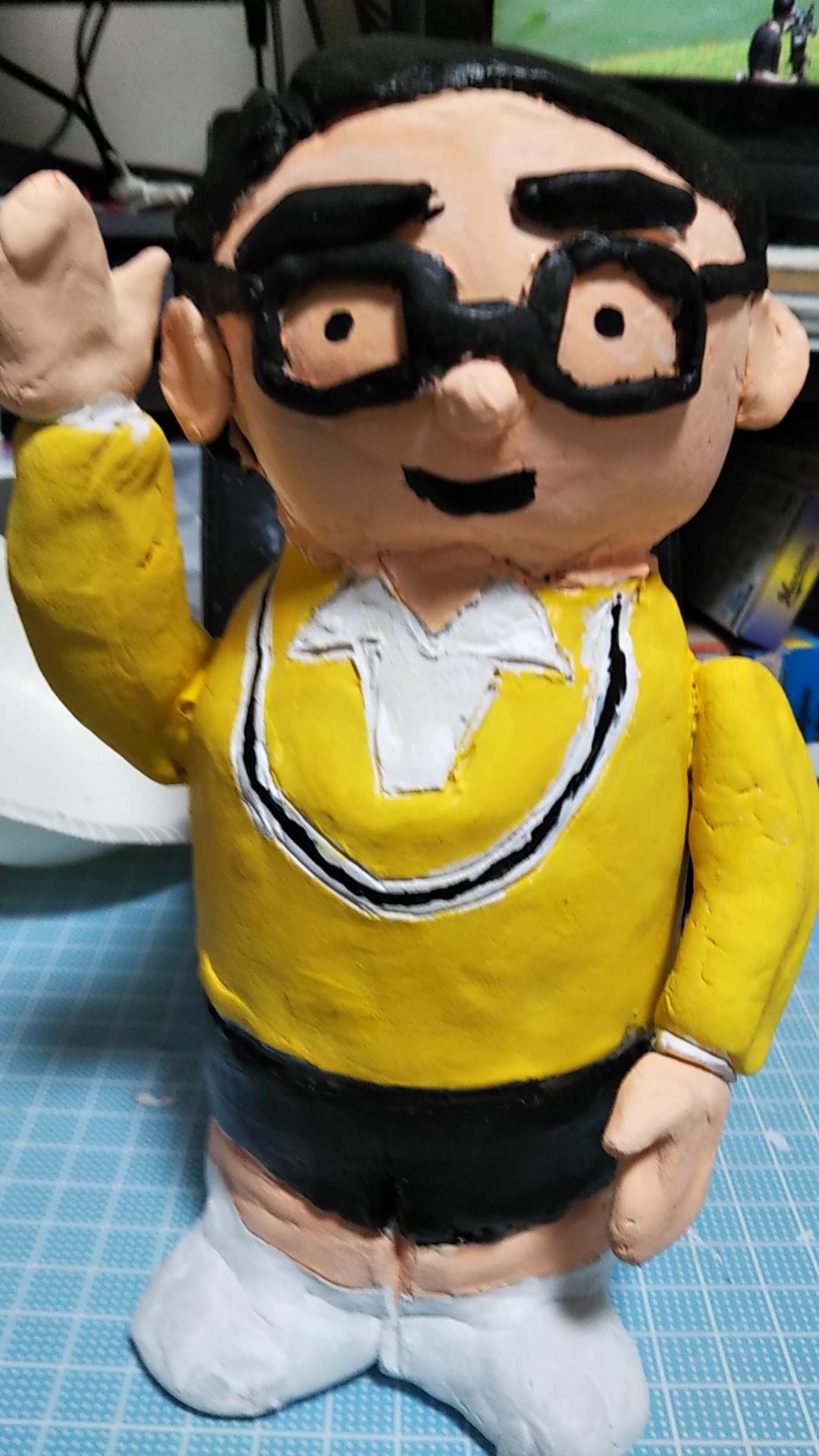 シーズン2 第5回「浪速、のぶひろ君人形を作るってよ」