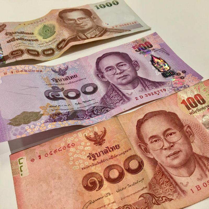 タイ現地採用の給料と貯金額