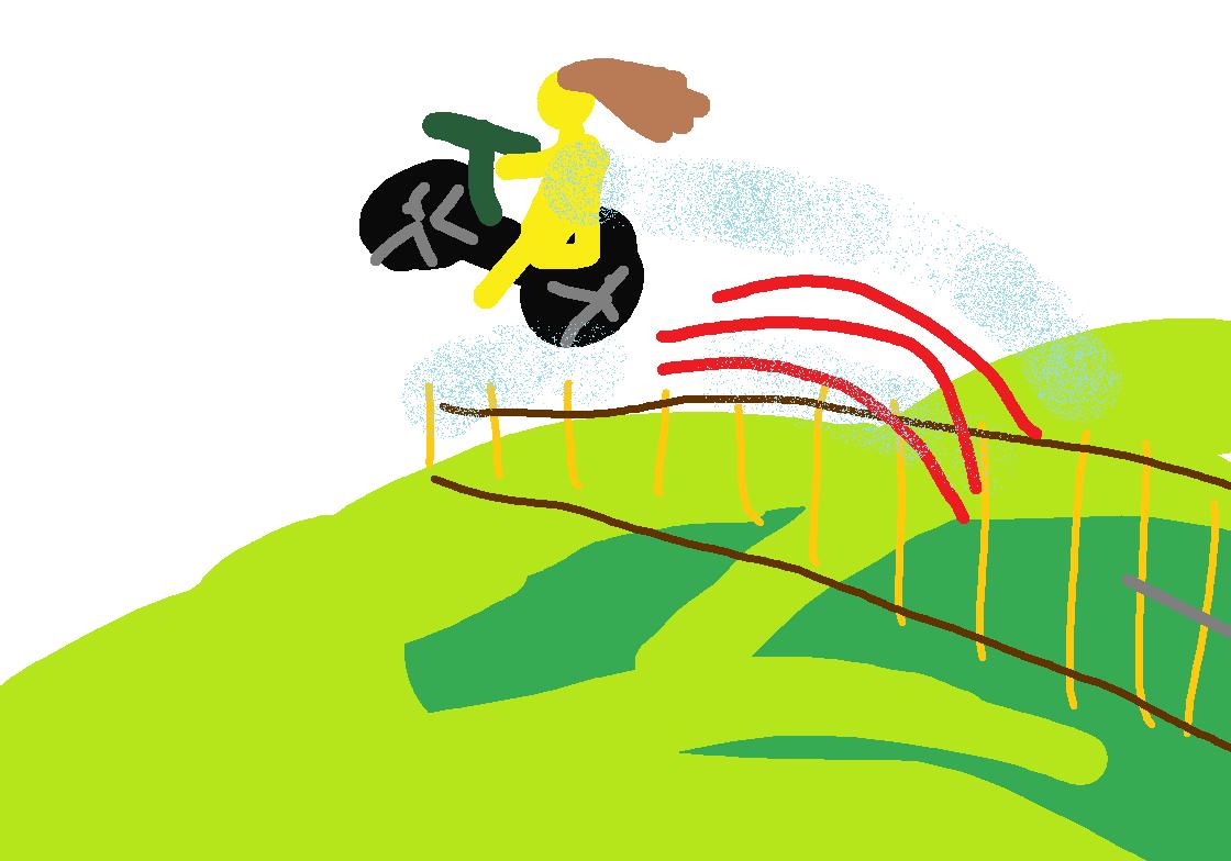 #65 バイク教習日記3 スラローム一本橋など。そして補講😅