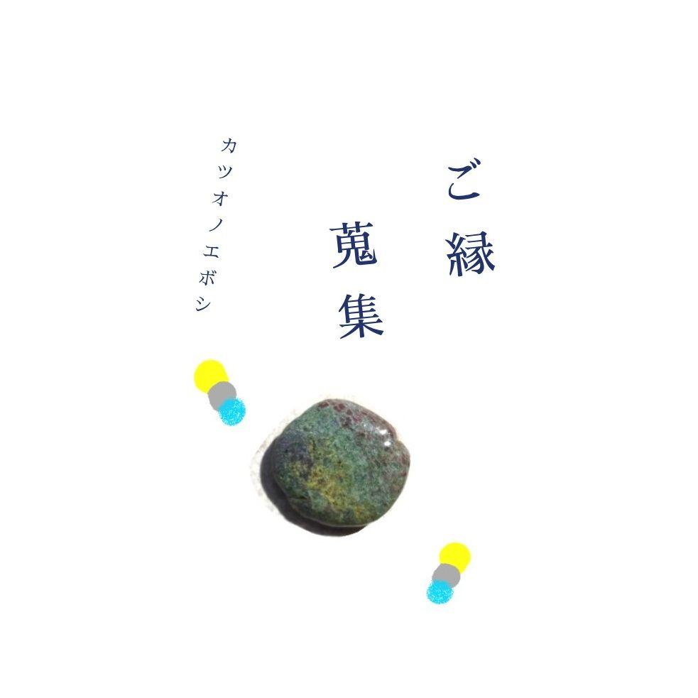 #130 日々のこと[ご縁/蒐集/カツオノエボシ]