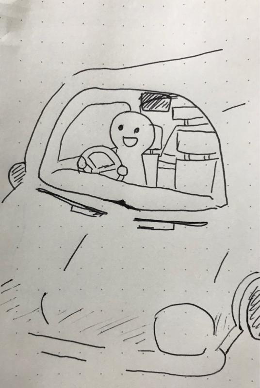 #47 車の運転