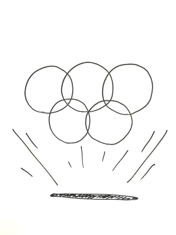 #124 オリンピックこうだったらいいのにな