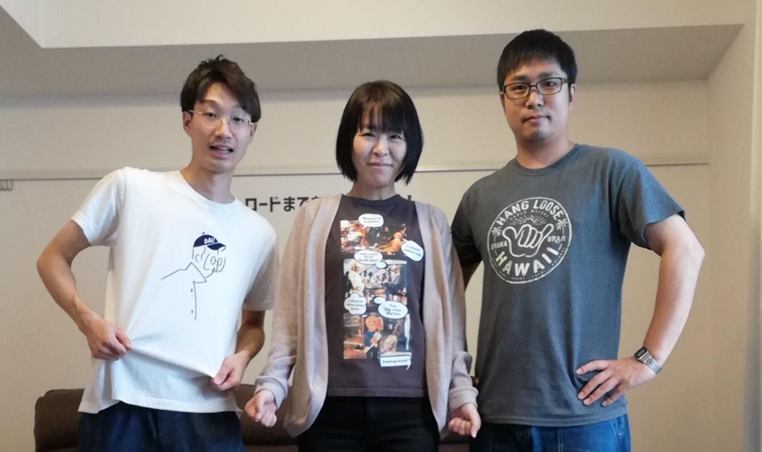 #34 ゲスト!K-PRO社長、児島気奈登場!一番ダサいTシャツは誰だ!!!
