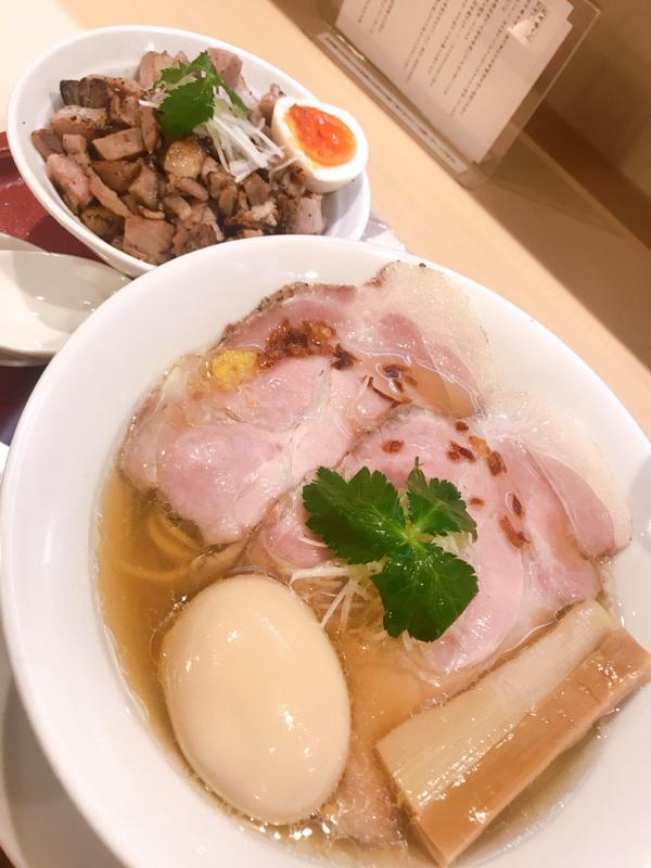 #大阪の動線と燃えよ麺助