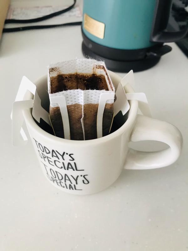 #18 ドリップコーヒー