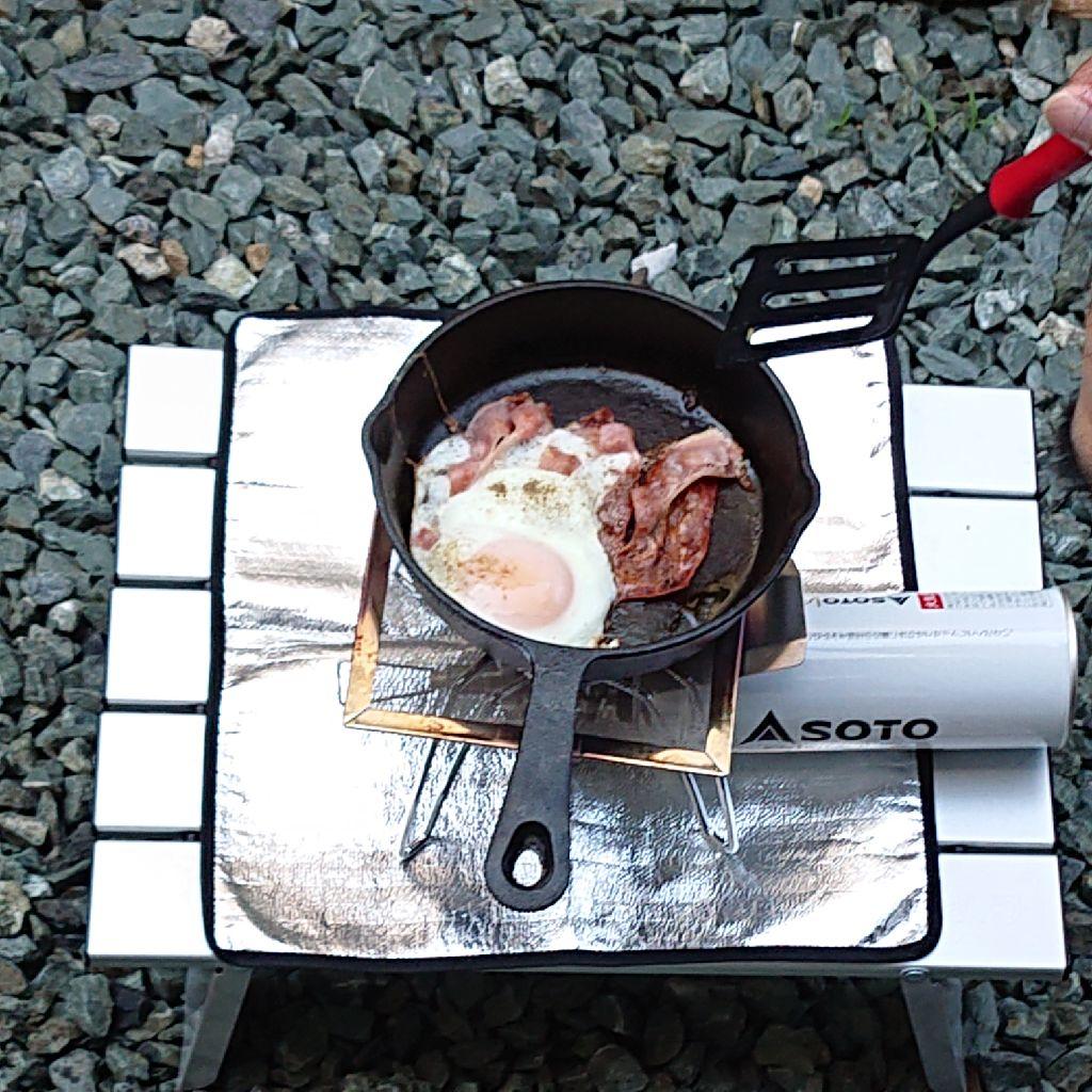 ♪6 おうちキャンプ飯