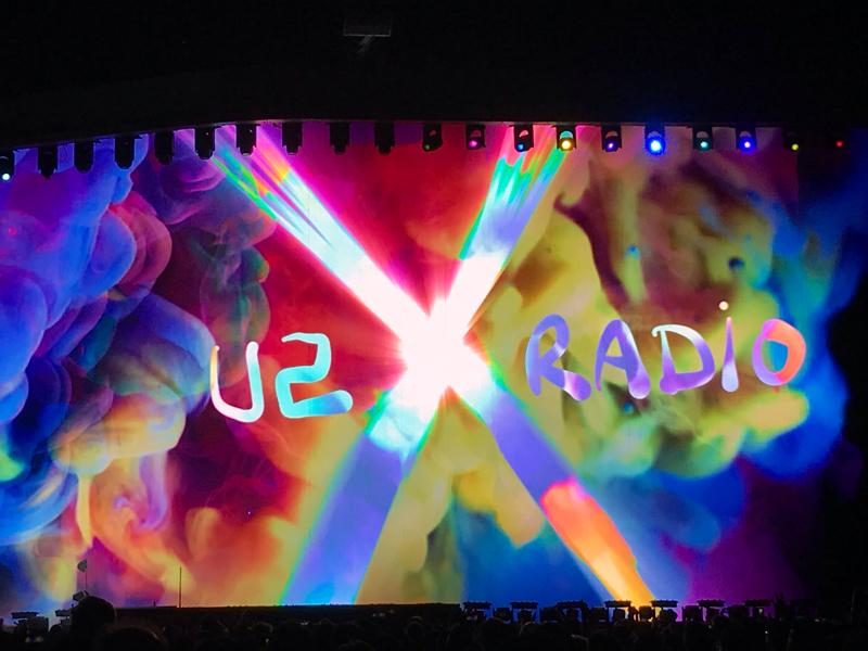 U2ライブとU2radioのはなし