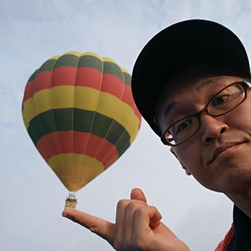 #9 熱気球の話