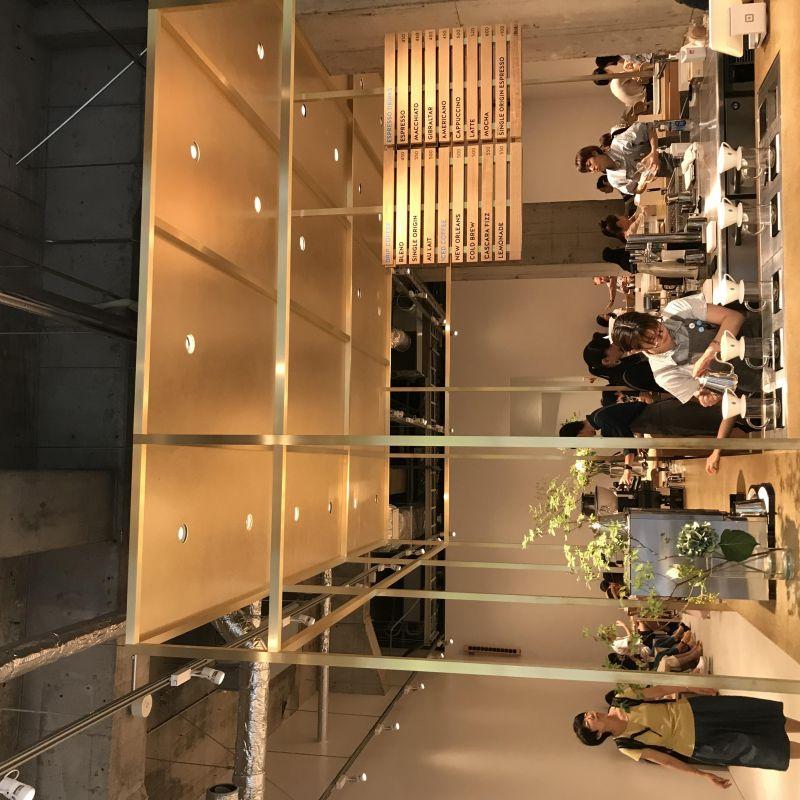 ブルーボトルコーヒー神戸旧居留地店に行った話