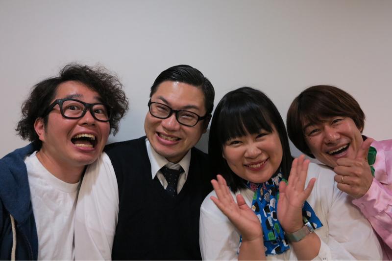 よしもと新潟県住みます芸人でradio talkスタート!